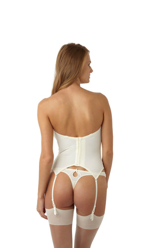 Panache-Lingerie-Evie-Bridal-Basque-Ivory-6117-Thong-6119-Back
