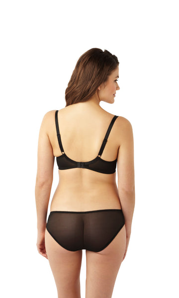 Cleo-Lingerie-Lucy-Balconette-Bra-Black-5851-Brief-5852-Back