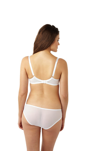 Cleo-Lingerie-Lucy-Balconette-Bra-White-5851-Brief-5852-Back