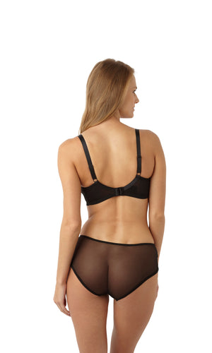 Panache-Lingerie-Sophie-Maternity-Support-Bra-Black-Nude-5826-Short-5824-Back