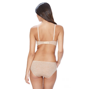 Btemptd-Lingerie-Heather-Nude-B-Splendid-Contour-Bra-WB953255929-Bikini-Brief-Underwear-WB943255929-Back
