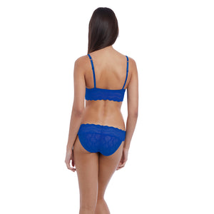 Btemptd-Lingerie-Lace-Kiss-Surf-Web-Blue-Bralette-WB910182475-Bikini-Brief-WB978182475-Back