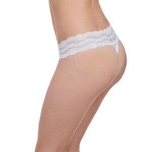 Btemptd-Lingerie-White-B-Adorable-Thong-WB933182WHE-Back