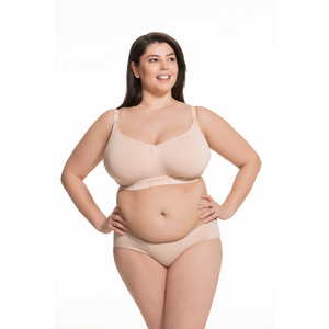 Cake-Maternity-Sugar-Candy-Nude-Seamless-Wire-Free-Nursing-Bra-Front