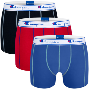 Champion-Legacy-Plain-Black-Blue-Red-Boxer-Short-Underwear-3-Pack-Y081T39FS