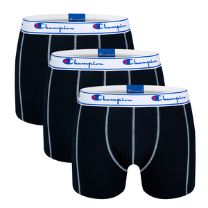 Champion-Legacy-Plain-Black-Boxer-Short-Underwear-3-Pack-Y081T38MJ