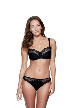 Charnos-Lingerie-Sienna-Black-Full-Cup-Bra-129501-Brief-129510