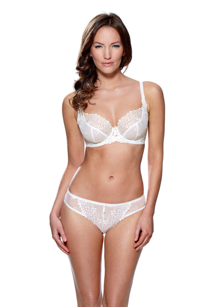 Charnos-Lingerie-Suzette-Full-Cup-Bra-Ivory-149004WHE-Brief-149010WHE
