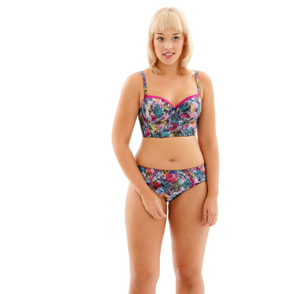 Cleo-Lingerie-Breeze-Geo-Floral-Longline-Bra-9025-Brief-9022-Front