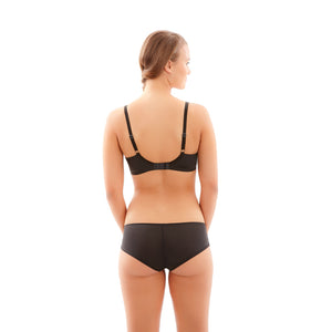 Cleo-Lingerie-Hettie-Black-Grey-Balconette-Bra-9011-Brief-9012-Back