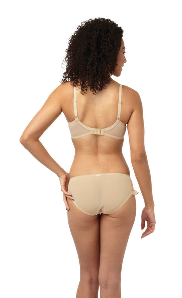 Cleo-Lingerie-Marcie-Nude-Balconette-Bra-6831-Brief-6832-Back