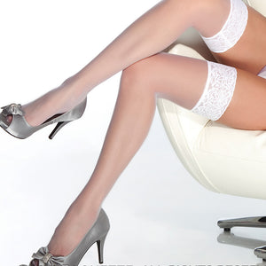 Coquette-Lingerie-White-Lace-Top-Thigh-Highs-CQ1726WH