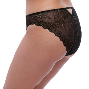 Elomi-Lingerie-Charley-Black-Brazilian-Brief-EL4385BLK-Back