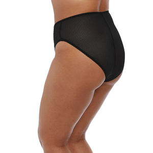 Elomi-Lingerie-Charley-Black-High-Leg-Brief-EL4386BLK-Back