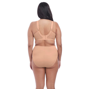Elomi-Lingerie-Meredith-Sahara-Nude-Banded-Stretch-Bra-EL4440SAH-High-Leg-Brief-EL4445SAH-Back
