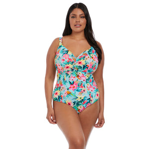 Elomi-Swim-Aloha-Floral-Print-One-Piece-Swimsuit-ES7150AQA-Front