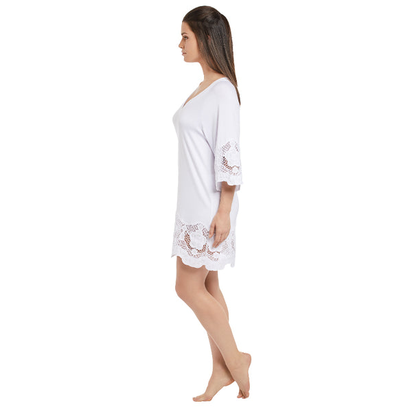 Fantasie-Dione-White-Tunic-Beach-Cover-Up-FS6364WHE-Side