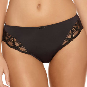 Fantasie-Lingerie-Alex-Black-Brief-FL9155BLK-Front