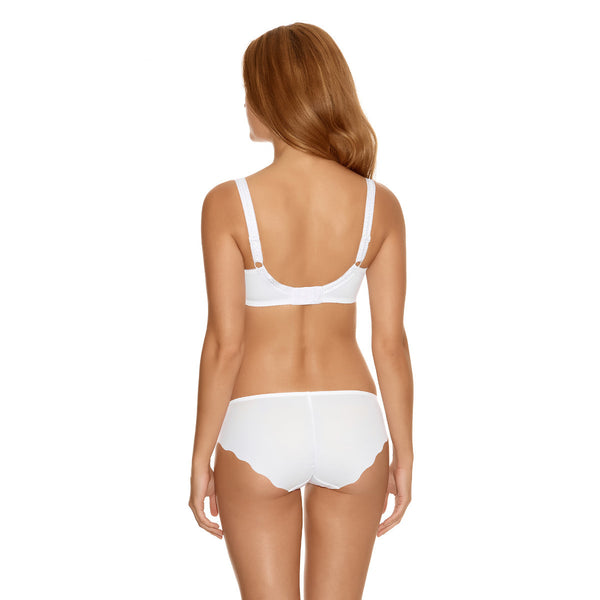 Fantasie-Lingerie-Alex-White-Side-Support-Bra-FL9152WHE-Brief-FL9155WHE-Back