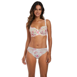 Fantasie-Lingerie-Annalise-Camelia-Floral-Print-Side-Support-Bra-FL3072CML-Thong-FL3077CML-Front