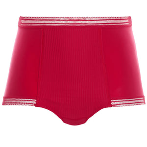 Fantasie-Lingerie-Fusion-Red-High-Waist-Brief-Panty-FL3098RED
