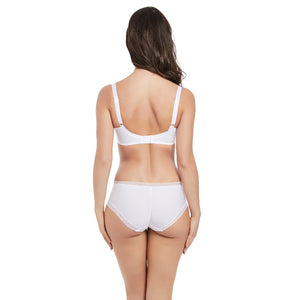 Fantasie-Lingerie-Fusion-White-Average-Coverage-Balcony-Bra-FL3090WHE-Brief-FL3095WHE-Back