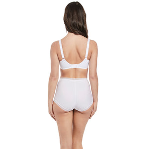 Fantasie-Lingerie-Fusion-White-Full-Cup-Side-Support-Bra-FL3091WHE-High-Waist-Brief-FL3098WHE-Back