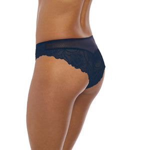 Fantasie-Lingerie-Memoir-Navy-Blue-Brazilian-Thong-FL3027NAY-Back