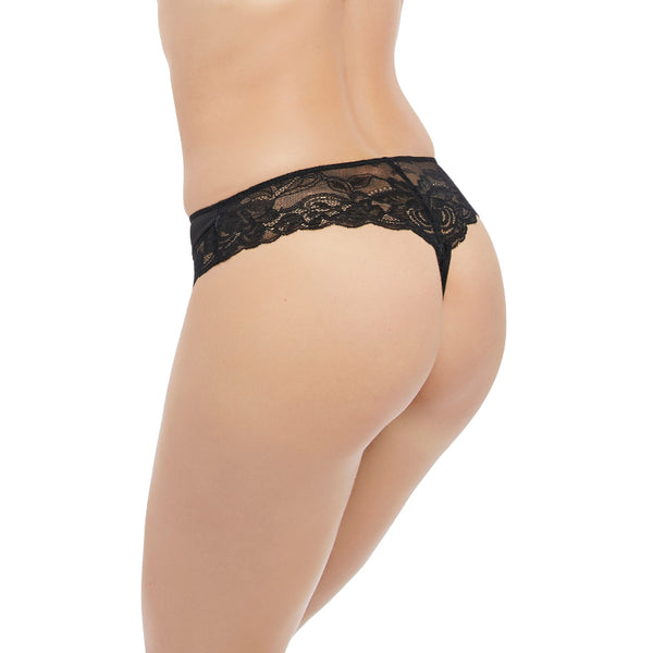 Fantasie-Lingerie-Rebecca-Lace-Black-Thong-FL9427BLK-Back