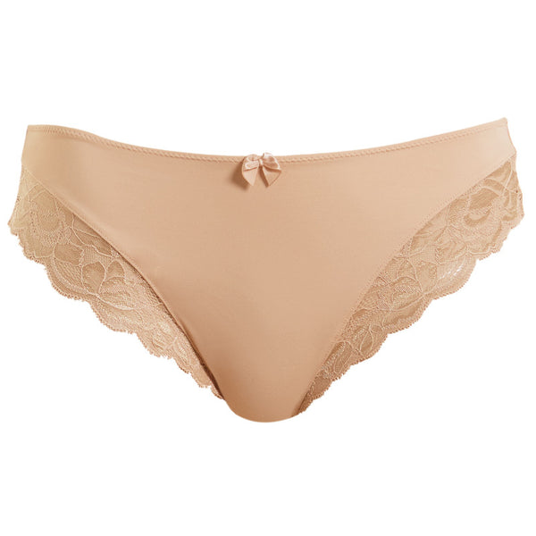 Fantasie-Lingerie-Rebecca-Lace-Sand-Nude-Brief-FL9425SAD-Front