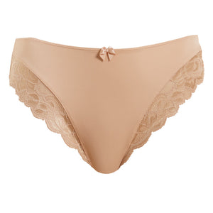 Fantasie-Lingerie-Rebecca-Lace-Sand-Nude-Thong-FL9427SAD-Front