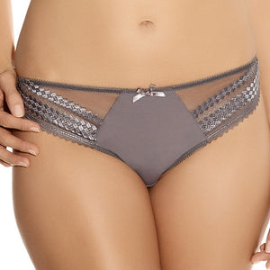 Fantasie-Lingerie-Rebecca-Pewter-Brief-FL2025PEW-Front