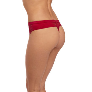 Fantasie-Lingerie-Red-Thong-FL2677RED-Back