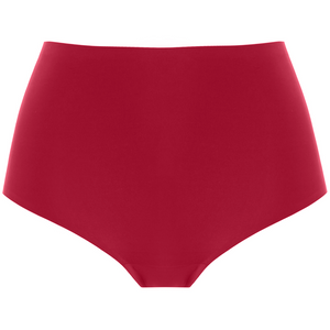 Fantasie-Lingerie-Smoothease-Red-Full-Brief-FL2328RED