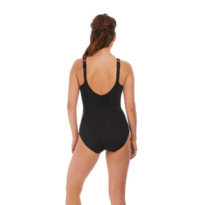 Marseille Black One Piece Swimsuit - Fantasie Swim