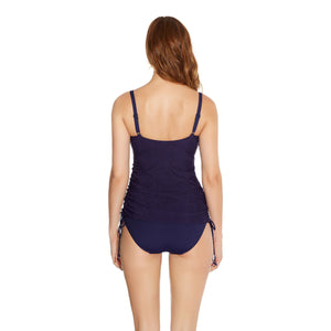 Fantasie-Swim-Montreal-Indigo-Purple-Tankini-Top-FS5433INO-Mid-Rise-Bikini-Brief-FS5485INO-Back