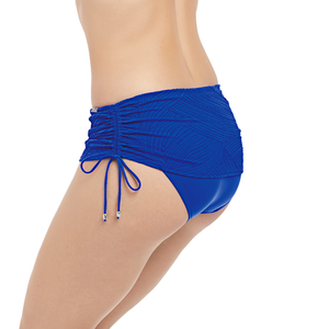 Fantasie-Swim-Ottawa-Pacific-Blue-Adjustable-Skirted-Bikini-Brief-FS6359PAC-Back