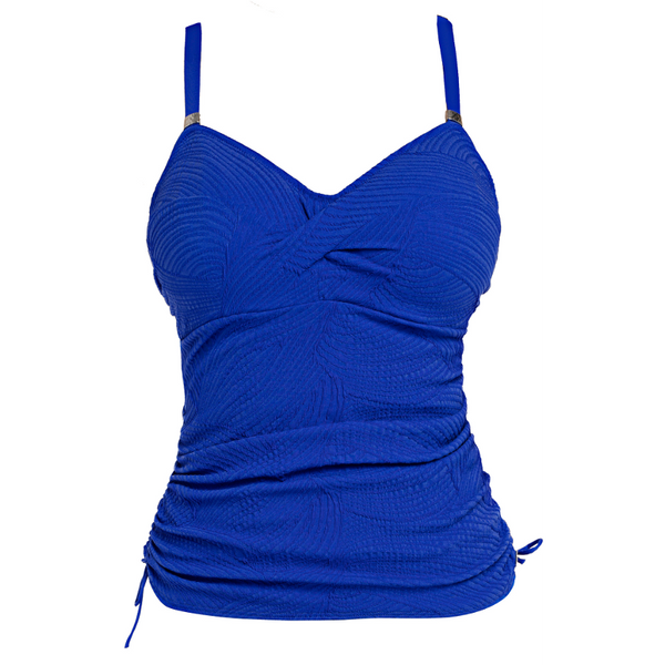 Fantasie-Swim-Ottawa-Pacific-Blue-Twist-Front-Tankini-Swim-Top-FS6356PAC
