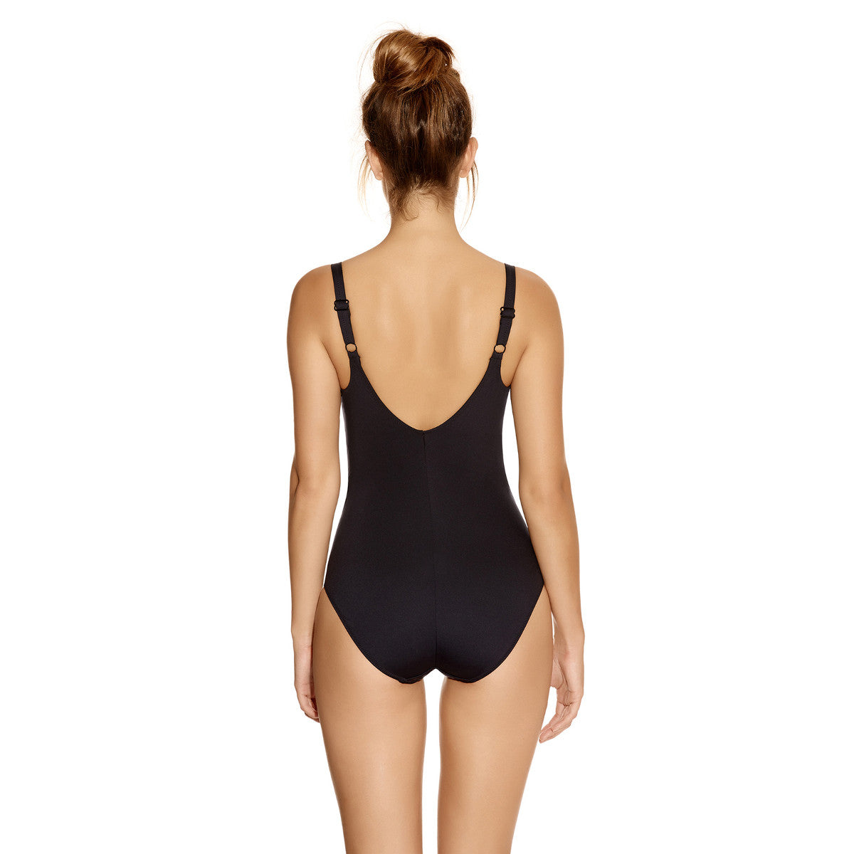 03a62042a75 Fantasie Versailles Black One Piece Swimsuit - 5754BLK ...