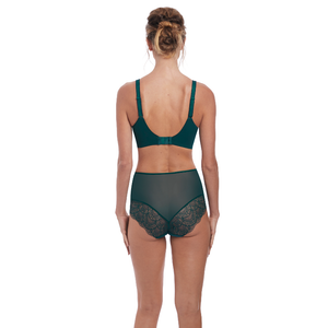 Fantasie-Twilight-Envy-Green-Side-Support-Bra-FL2542EVY-High-Waist-Brief-FL2548EVY-Back