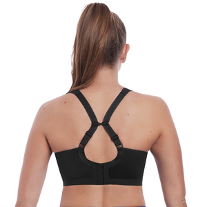 Freya-Active-Dynamic-Soft-Sports-Bra-Jet-Black-Racerback-AC4014JET-Back