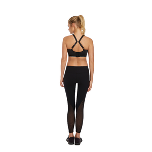 Freya-Active-Epic-Nero-Black-Underwired-Sports-Bra-Racerback-AC4004NER-Leggings-AC4018NER-Back