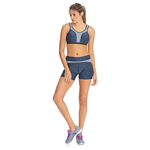 Freya-Active-Force-Total-Eclipse-Blue-Crop-Top-Soft-Cup-Sports-Bra-AC4000TTE-Reflective-Speed-Short-AC4019TTE-Front