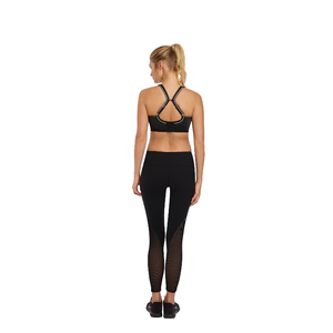 Freya-Active-Sonic-Nero-Black-Underwired-Moulded-Sports-Bra-Racerback-AC4892NER-Leggings-AC4018NER-Back