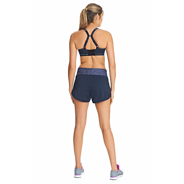 Freya-Active-Sonic-Total-Eclipse-Blue-Underwired-Sports-Bra-Racerback-AC4892TTE-Pace-Loose-Short-AC4007TTE-Back