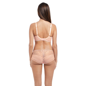 Freya-Lingerie-Daisy-Lace-Blush-Pink-Balcony-Bra-K-Cup-AA5132BLH-Short-AA5136BLH-Back