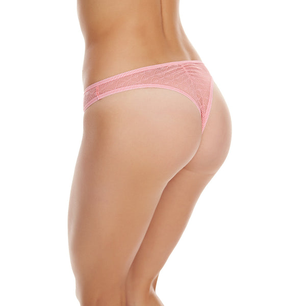 Freya-Lingerie-Deco-Vibe-Candy-Pink-Brazilian-Brief-AA1707CAY-Back