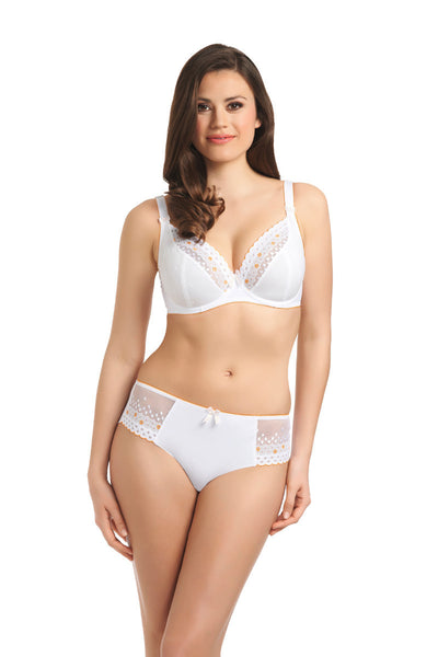 Freya-Lingerie-Enchanted-White-Plunge-Balcony-Bra-AA1571-Short-AA1576