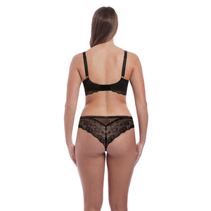 Freya-Lingerie-Expression-Black-High-Apex-Bra-AA5494BLK-Brazilian-Brief-AA5497BLK-Back