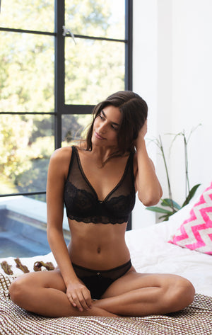 Freya-Lingerie-Expression-Black-High-Apex-Bra-AA5494BLK-Brazilian-Brief-AA5497BLK-Lifestyle